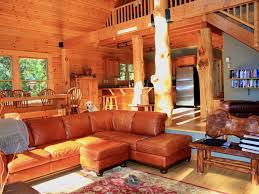 furniture appealing images about log cabin homes themed living