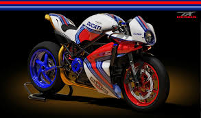 martini racing ducati ducati monster cafe racer to die for rendered by paolo tesio
