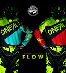 oneal motocross jersey o u0027neal europe hardwear flow limited edition