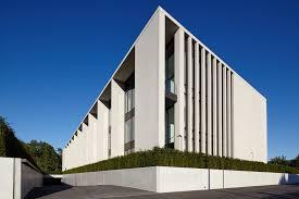 architektur bielefeld selbstbewusstsein und bescheidenheit schulungszentrum in