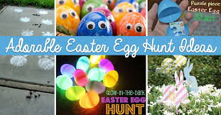 Easter Egg Decorating Ideas For Toddlers by Adorable Easter Egg Hunt Ideas That Your Children Will Definitely