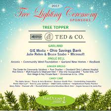 may dugan center 8th annual tree lighting ceremony may dugan center