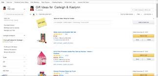 wedding gift registry list how to make a wish list gift registry online for birthdays