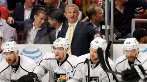 La Kings Flag Rob Blake Luc Robitaille Charting New Course For La Kings