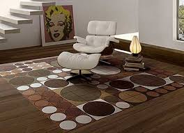 Modern Style Area Rugs Silk Modern Area Rug The Furnish Your Home Floors With