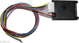 universal 7 way bypass relay towing electrics towbar wiring ebay