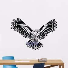 Owl Wall Sticker Popular Owl Wall Decals Buy Cheap Owl Wall Decals Lots From China