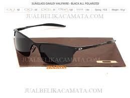 Jual Kacamata Oakley Crosslink toko kacamata gaya terbaru oakley halfwire kw