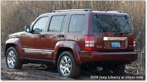 used jeep liberty 2008 2008 jeep liberty car reviews
