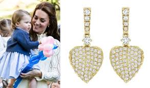 mcdonough citrine drop earrings duchess kate vote for kate s best tour earrings a fantastic