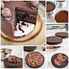 ferrero rocher and gianduja chocolate cake i sugar coat it