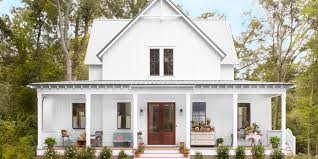 white country farmhouse house plans homepeek