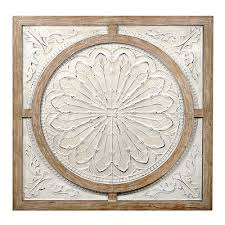 wood medallion wall metal and wood medallion wall plaque woods walls and