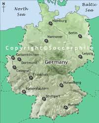 map of germany cities germany maps city maps of germany germany guide