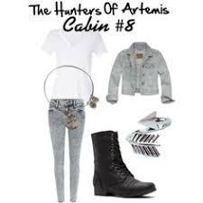 Percy Jackson Halloween Costume Hunter Artemis