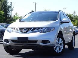 nissan murano vs ford escape 2013 used nissan murano awd 4dr sl at alm newnan ga iid 16344446