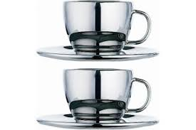 cool espresso cups dualit cool wall pair of espresso cups and saucers 85002