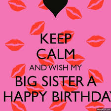calm and wish my big a happy birthday on make a gif