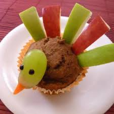 apple turkey recipes thanksgiving kids u0027 diy turkey muffins parenting