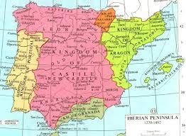 reinos de Isabel y Fernando