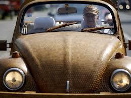 vintage volkswagen bug wooden volkswagen beetle by hand business insider