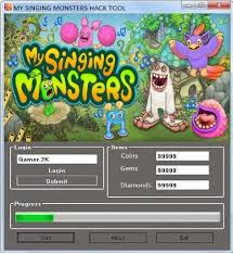 my singing monsters hacked apk my singing monsters hack cheats hacknow4free