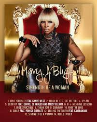 5 Up Photo Album Mary J Blige Announced The Tracklist For Her New Album On Twitter