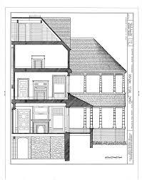isaac bell house floor plan house plans