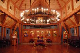 Church Chandelier A Choros Chandelier For A Timber Frame Church Orthodox Arts Journal