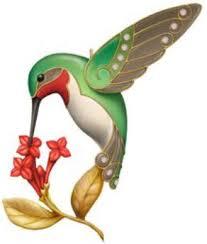 hallmark keepsake ornaments of birds keepsake