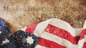 merry america usa flag stock photo image 80814082