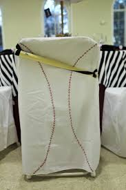 Linen Chair Covers Baseball Chair Cover Event Decor Pinterest Chair Covers