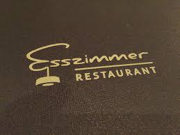 Restaurant Esszimmer In Berlin Restaurant Esszimmer In Berlin U2013 Speisekarte De