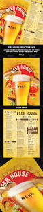 beer menu graphics designs u0026 templates from graphicriver