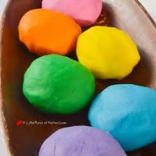 how to make rainbow color surprise playdough kids will love the