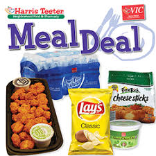 harris teeter meal deal march 25 april 7 2015 food