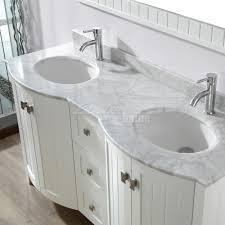 white bathroom double vanity bathroom decoration