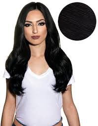 clip hair piccolina 120g 18 clip in hair extensions bellami bellami hair