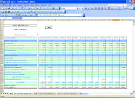 Daily Flow Template Excel Flow Forecast Excel Thebridgesummit Co