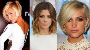 different types of haircuts for womens different types of short haircuts for women youtube