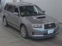 2006 subaru forester sti 6 speed manual