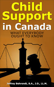 Private Child Support Agreement Child Support Guidelines Canadiandivorcelaws Com