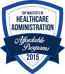 top 20 affordable master u0027s degrees in healthcare administration