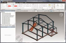 chempute software reviewing advance steel models with autodesk