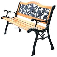 wood garden bench benches outdoor wood bench with storage diy