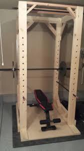 best 25 diy power rack ideas on pinterest power rack gym rack