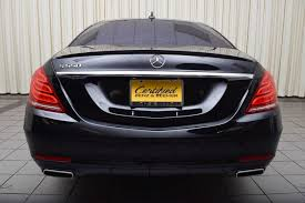 mercedes 2014 s class used 2014 mercedes s class s550 at certified beemer