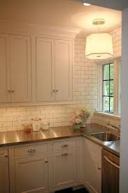 Kitchen Bench Surfaces Best 25 Stainless Steel Kitchen Cabinets Ideas On Pinterest I
