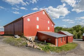 Barn Roofs by Building Showcase Pa Horse Farm With Metal Roof A B Martin