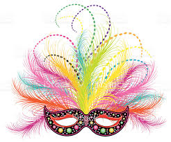 mardi mask mardi gras jeweled mask stock vector more images of